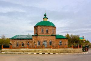 Церковь Рождества Богородицы (нач. XVIII в.) (ул. Елецкая, 2)