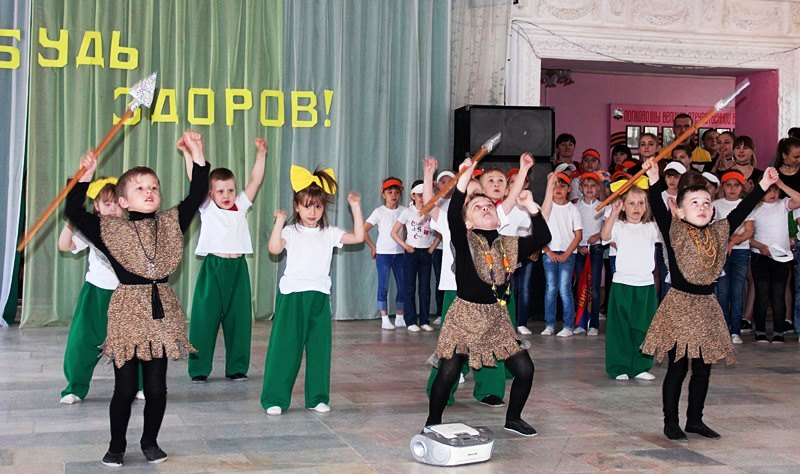 flashmob_contest_in_lebedyan