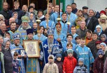 Престольный праздник в Лебедяни