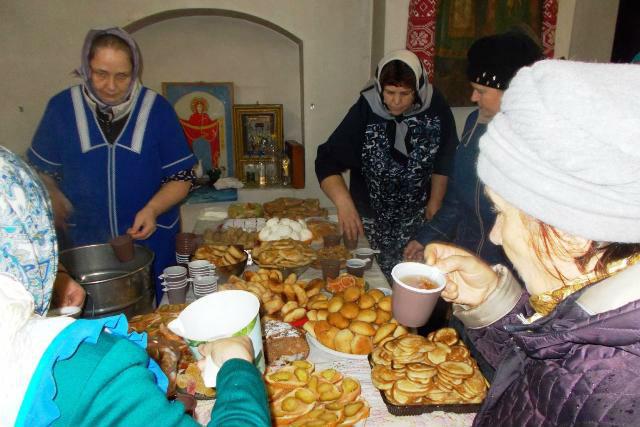 День святого Николая в Лебедяни
