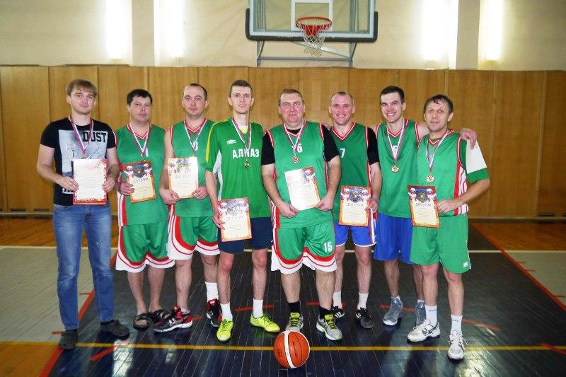 баскетбольная команда горадминистрации