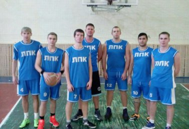 баскетбольная команда лпк