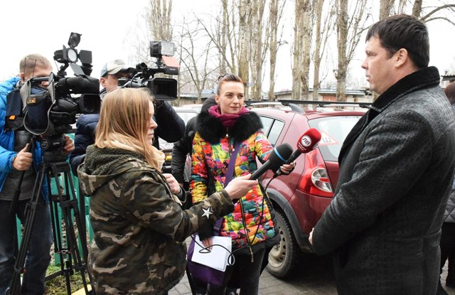 пресс-тур