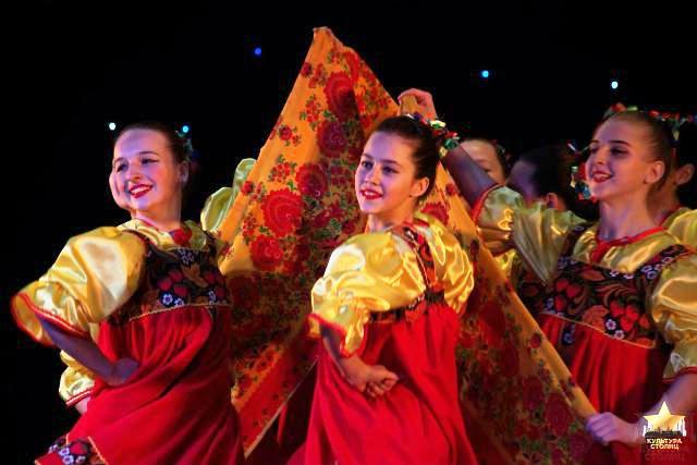 танцевальный коллектив «М.О.Д.Э.М.»