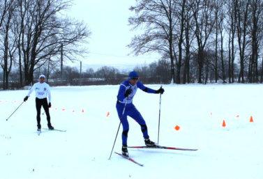 Первенство района по лыжным гонкам