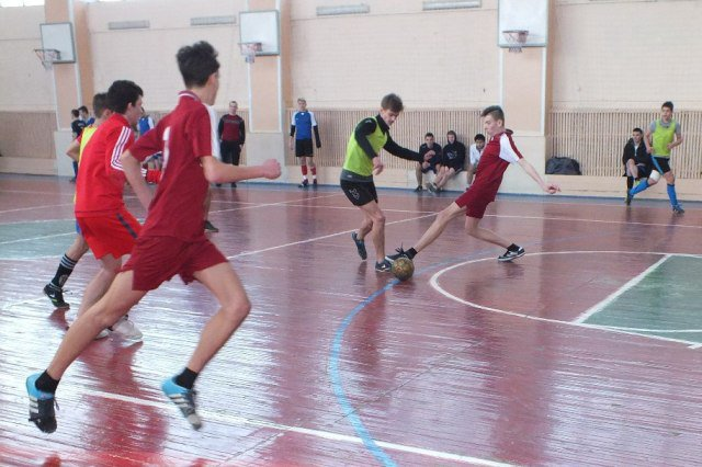 Турнир по мини-футболу памяти А.И. Ельшаева