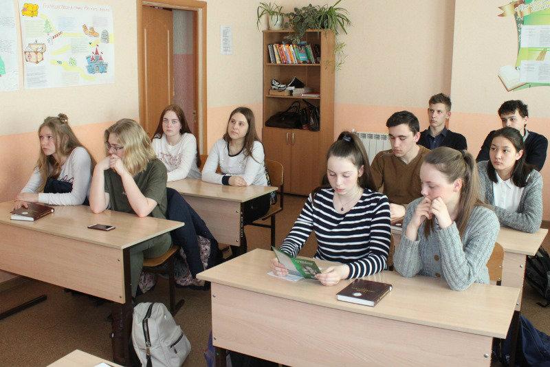 Литературное краеведение в школе села Троекурово