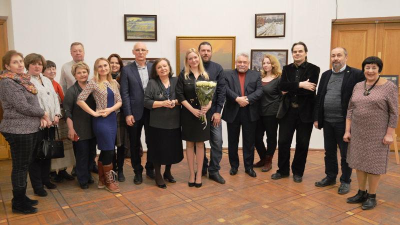 выставка картин Артемова и Валь в Москве