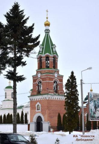 Куранты в Троекурово