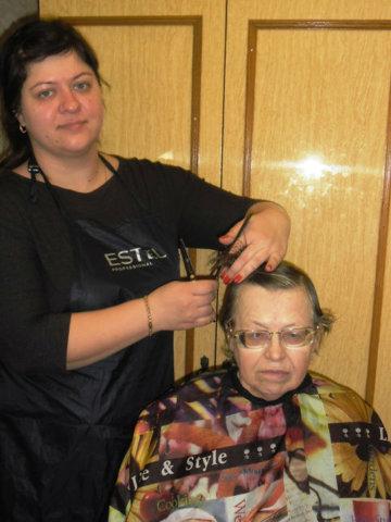 парикмахер Татьяна Васильева