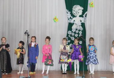 Конкурс Мини-Мисс Сказка в Лебедяни