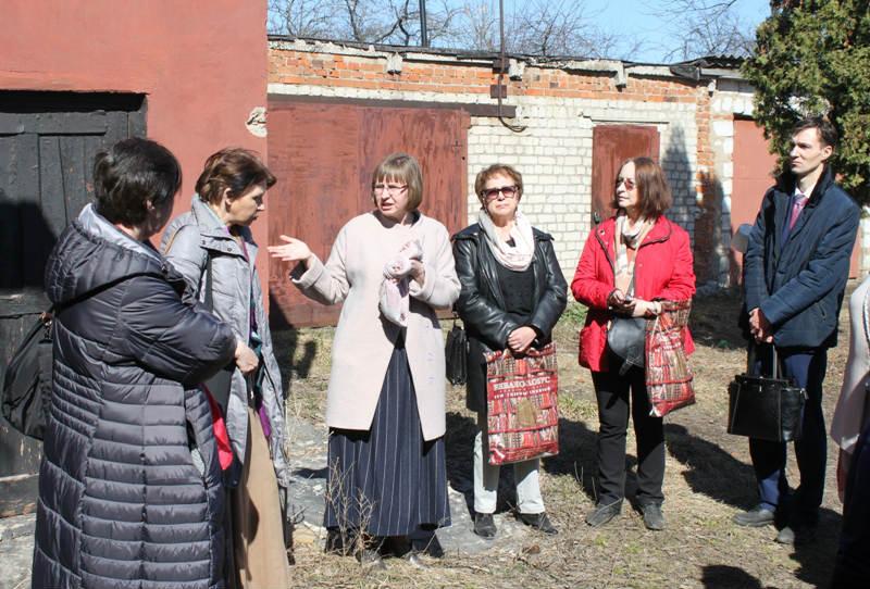 Экскурсия к дому Андрея Белого (14-04-2018)