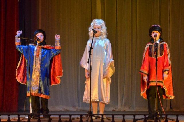 Пасхальный концерт в Лебедяни
