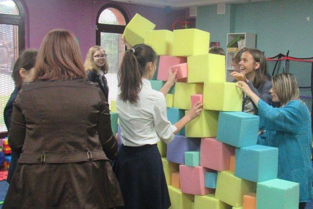школьники в гостях у индивидуального предпринимателя