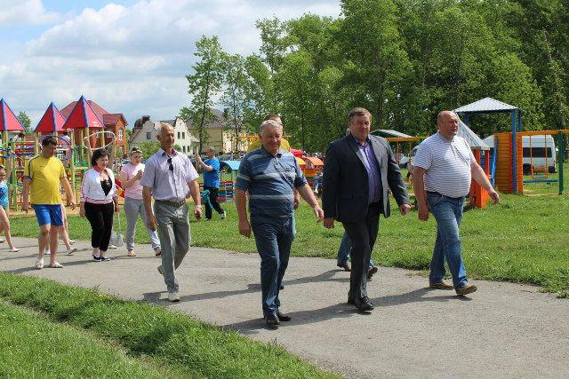 Районная спартакиада трудящихся в Лебедяни
