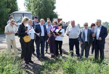 выездное заседание аграрного комитета в Троекурово