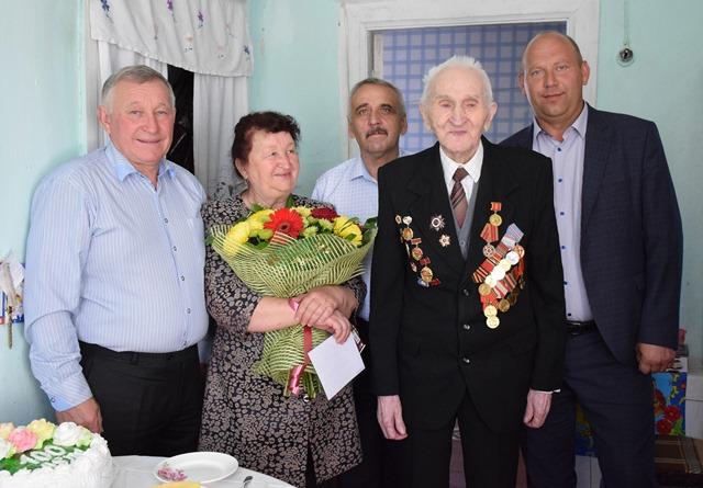 Александр Фёдорович Филатов отметил 100-летиний юбилей