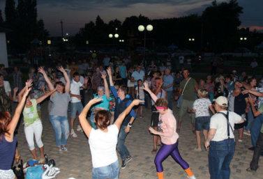 День молодежи в Лебедяни (30 июня 2018)