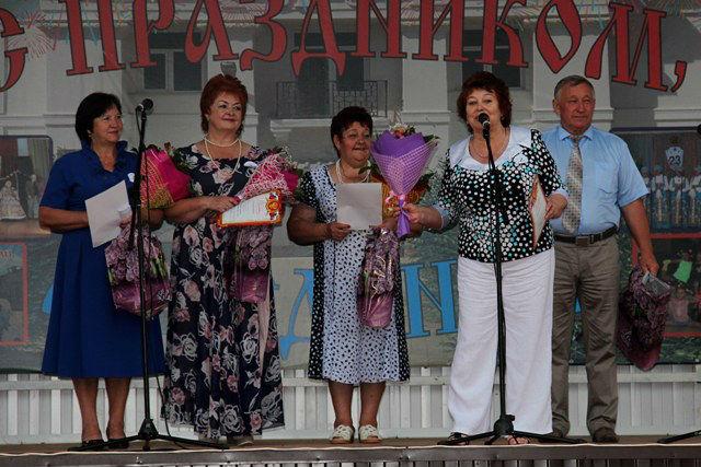 Фестиваль уличного кино в Лебедяни (2018)