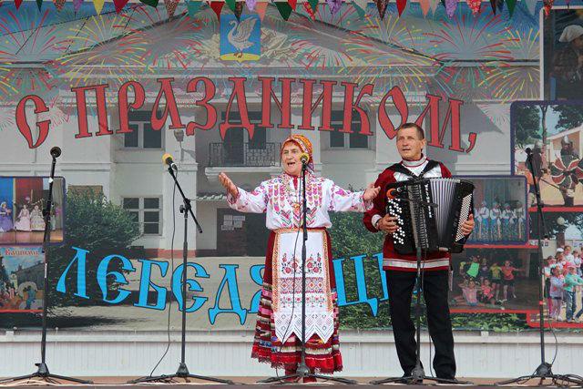 Фестиваль Лебедянская завалинка в Лебедяни