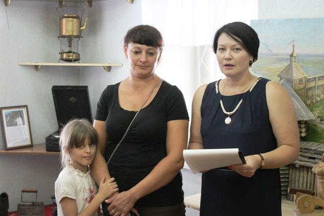 экспозиция коллекции Сергея Соболева в Доме ремесел (июль 2018)