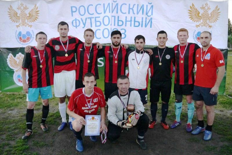 Кубок земляков по мидифутболу (Лебедянь, 2018)