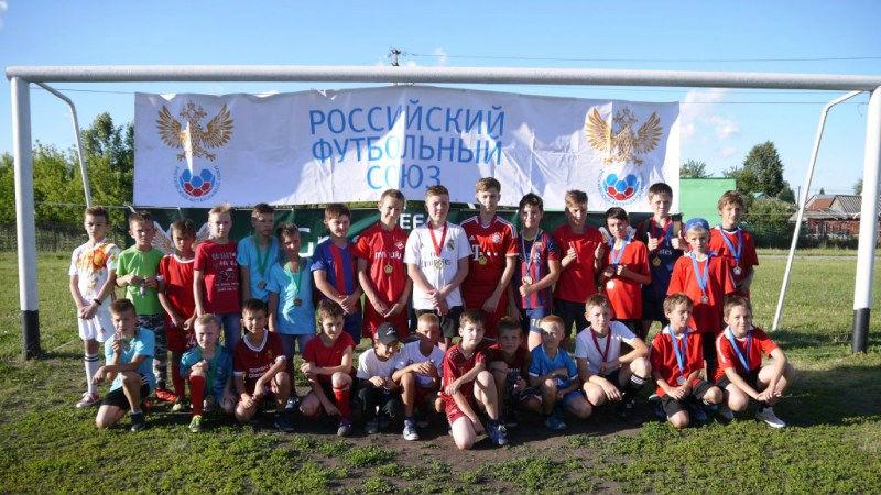 Детский фестиваль футбола (Лебедянь, 2018)