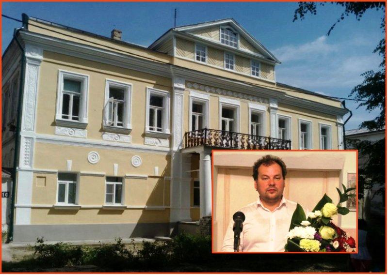 Роман Демидов выступил в Лебедяни