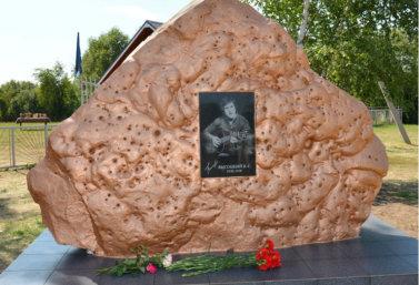 В Больших Избищах увековечили память Владимира Высоцкого