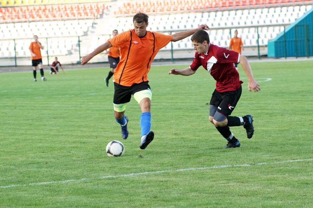 Финальный матч на кубок Липецкой области 2018