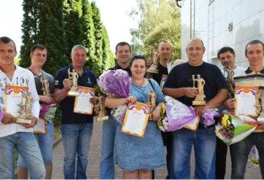 Победители конкурса профмастерства 2018 года на ООО «ЛеМаЗ»