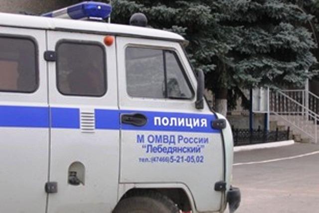 полиция (Лебедянь)