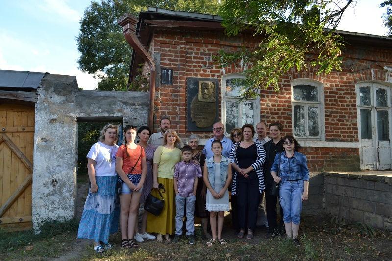 Кустодиевское чаепитие в Лебедяни