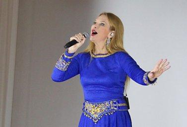 концерт певицы Варвары в Лебедяни (29 октября 2018)