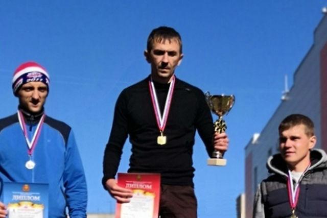 Олег Исаевский - абсолютный чемпион области по физподготовке