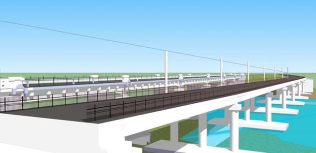 проект нового моста через Дон в Лебедяни