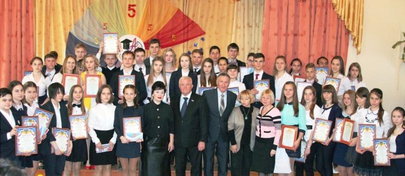 лебедянские школьники - победители олимпиад