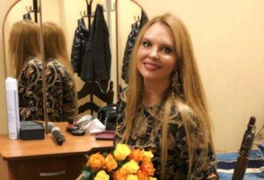 Певица Варвара в Лебедяни (28 октября 2018)