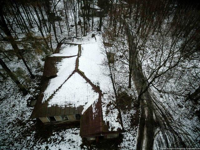 усадебный дом Дурасовых в селе Шовское Лебедянского района (фото В. Разумова)
