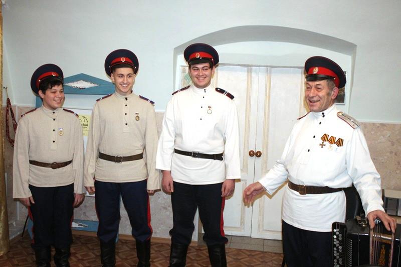 """ансамбль """"Русь державная"""" (Елец)"""