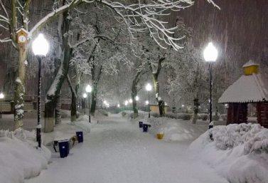 Зима в Лебедяни (фото Л.М. Крапивиной) 2019