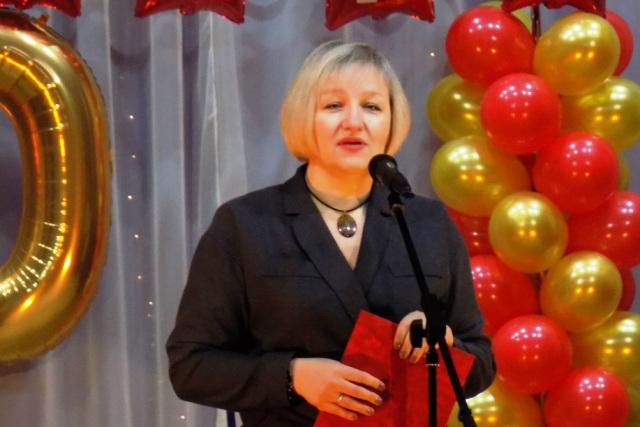 Лебедянский педколледж отметил 100-летний юбилей
