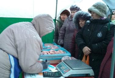 Областная новогодняя ярмарка в Лебедяни 26 декабря 2018 года