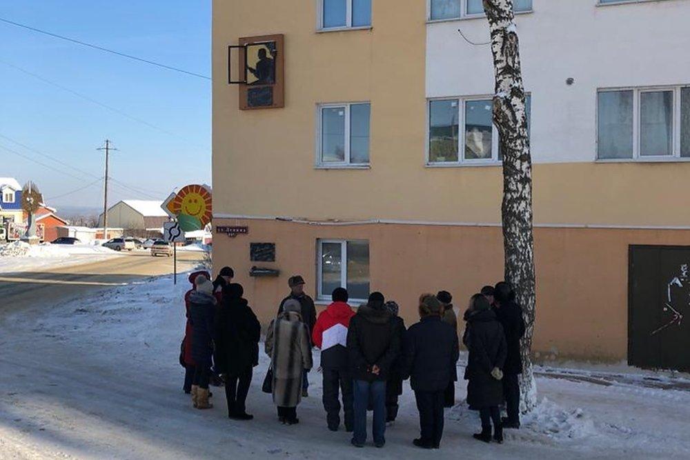 День рождения Высоцкого в Лебедяни 25 января 2019 года
