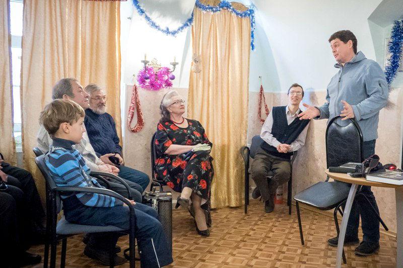 """Презентация книги """"Усадьбы липецкого края"""" в Лебедяни"""