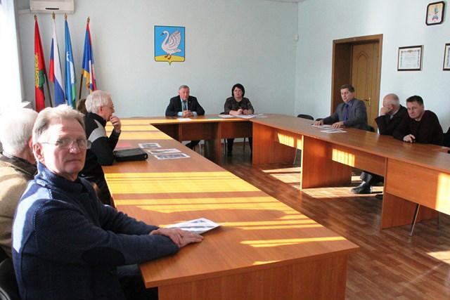 заседание комиссии по наградам администрации города Лебедянь (21 февраля 2018)