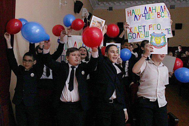 """конкурс """"Рыцарь года"""" в Лебедяни"""