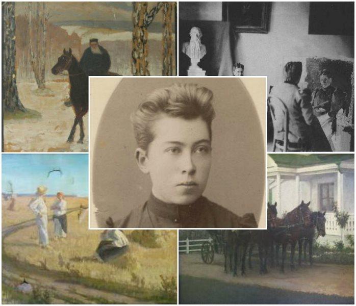 Юлия Игумнова и ее картины