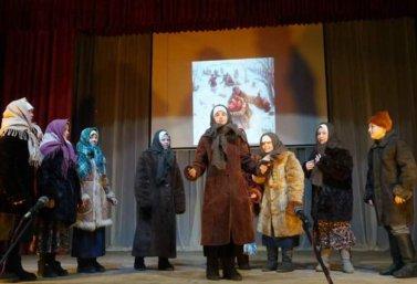 Фестиваль Театральная весна-2019 в Лебедяни