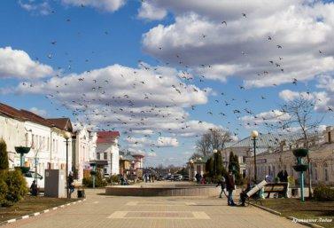 фотографии города Лебедянь. Весна. Фото: Лидия Крапивина